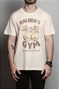 Camiseta Balboa's Gym