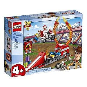 Lego Toy Story 4 - Show De Acrobacias Com Duke Caboom 10767
