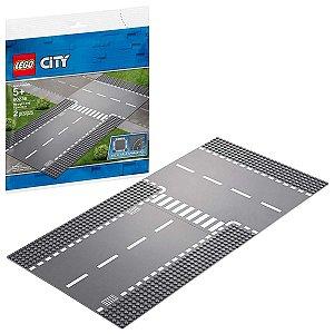 Lego City - Reta E Entroncamento 60236