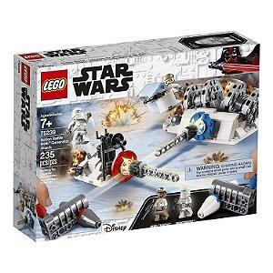 Lego Star Wars - Batalha De Hoth: Ataque Ao Gerador 75239