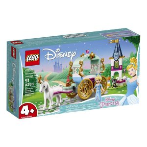 Lego Disney - Passeio De Carruagem Da Cinderela 41159