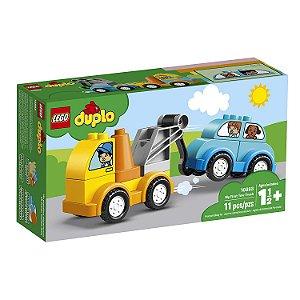 Lego Duplo - Meu Primeiro Reboque 10883