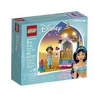 Lego Disney - A Pequena Torre Da Jasmine 41158