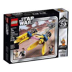 Lego Star Wars Edição de Aniversário -  Podracer do Anakin 75258