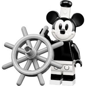 Lego Minifigures 71024 - Disney Series 2 #1