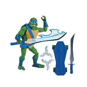 Tartarugas Ninja Figuras Basicas Leonardo
