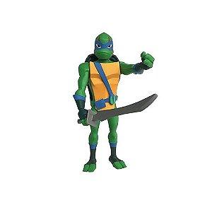 Tartarugas Ninja Bonecos Articulados 25cm Leonardo