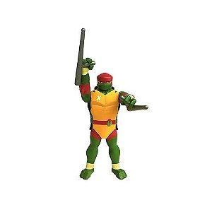 Tartarugas Ninja Bonecos Articulados 25cm Raphael
