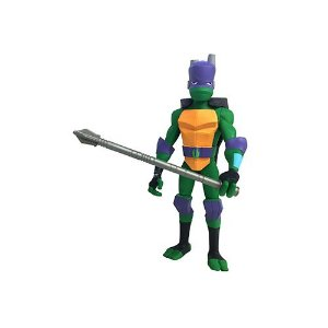 Tartarugas Ninja Bonecos Articulados 25cm Donatello