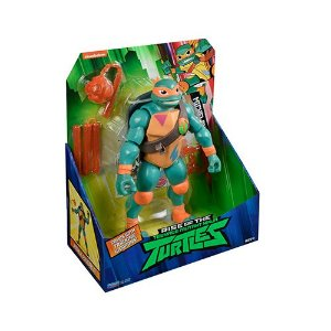 Tartarugas Ninja Bonecos De 25cm - Michelangelo