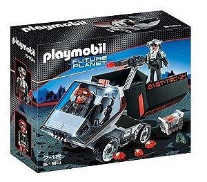 Playmobil 5154 - Caminhão Darksters Com Ko-leuchtkanone