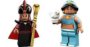 Lego Minifigures 71024 - Jafar e Jasmine