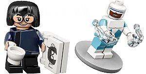 Lego Minifigures 71024 - Edna Moda e Gelado
