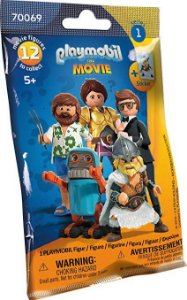 Playmobil 70069 - Playmobil The Movie Figuras Surpresas Coleção Completa