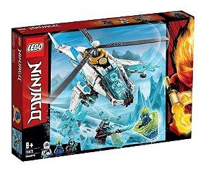 Lego Ninjago - Shuricóptero 70673