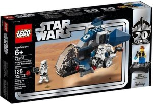 Lego Star Wars - Imperial Dropship 75262