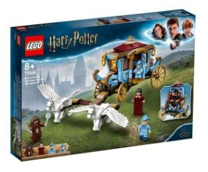 Lego Harry Potter - Carruagem De Beauxbatons 75958
