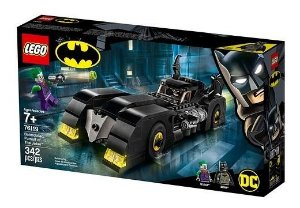 Lego Super Heroes Dc - Batmobile Perseguição Do Joker 76119