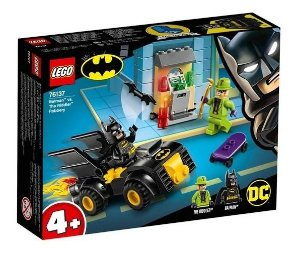 Lego Super Heroes Dc - Batman Vs O Assalto Do Riddler 76137