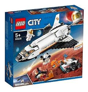 Lego City - Ônibus Espacial De Pesquisa Em Marte 60226