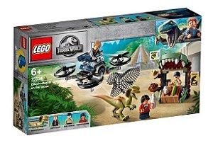 Lego Jurassic World - Dilophosaurus À Solta 75934