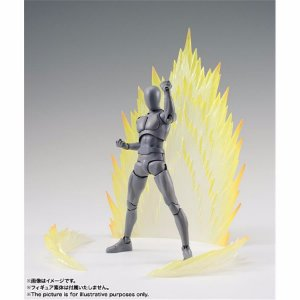 Tamashii Energy Aura Yellow