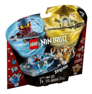 Lego Ninjago - Spinjitzu Nya E Wu 70663
