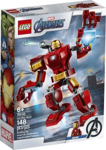 Lego Super Heroes - Robô Iron Man 76140
