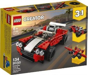 Lego Creator - Carro Esportivo 31100
