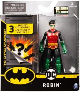 Boneco Articulado Dc Comics 10 Cm Robin