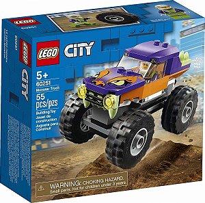 Lego City - Caminhão Gigante 60251