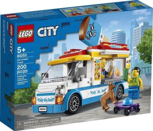 Lego City - Van De Sorvetes 60253