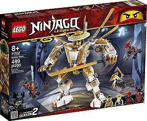 Lego Ninjago - Robô Dourado 71702