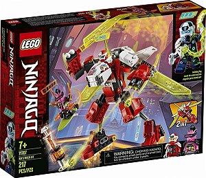 Lego Ninjago - O Jato Robô Do Kai 71707