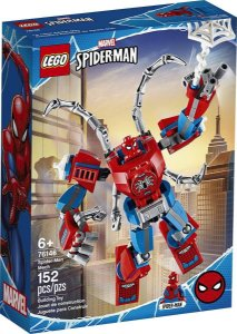 Lego Marvel - Robô Spider-man 76146