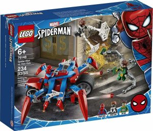 Lego Marvel - Spider-man Vs. Doc Ock 76148