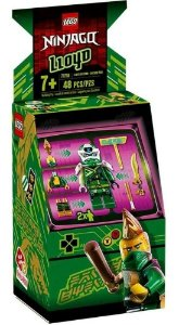 Lego Ninjago - Lloyd Avatar Pod De Arcade 71716