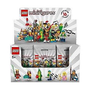 Lego Minifigures - Serie 20 Coleção Completa 71027