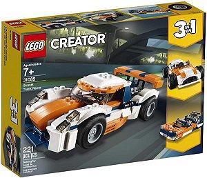 Lego Creator - Modelo 3 Em 1: Piloto Do Pôr Do Sol 31089