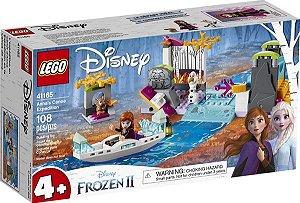 Lego Disney - A Expedição De Canoa Da Anna 41165