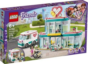Lego Friends - Hospital De Heartlake City 41394