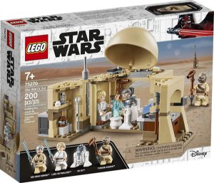 Lego Star Wars Tm - O Acampamento De Obi-wan 75270
