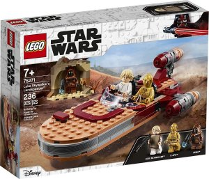 Lego Star Wars Tm - O Landspeeder De Luke Skywalker 75271