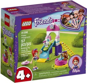 Lego Friends - Playground Para Cachorrinhos 41396