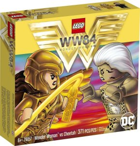 Lego Dc - Mulher Maravilha Vs Cheetah 76157