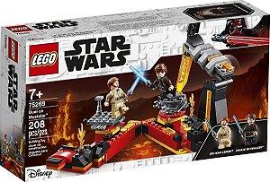 Lego Star Wars - Duelo Em Mustafar 75269