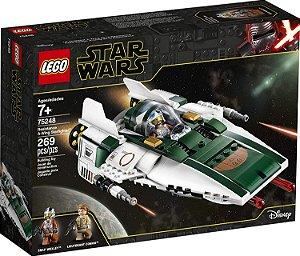 Lego Star Wars - A-wing Starfighter Da Resistência 75248
