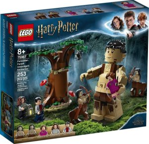 Lego Harry Potter - A Floresta Proibida: O Encontro de Grope e Umbridge 75967