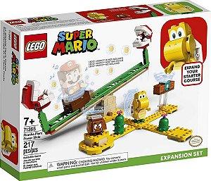 Lego Super Mario - Derrapagem Da Planta Piranha 71365
