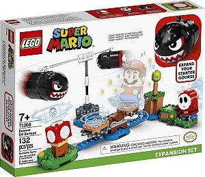 Lego Super Mario - Bombardeio De Bill Balaços 71366